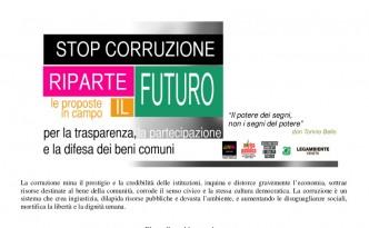 Manifesto 20150408_stop corruzione riparte il futuro