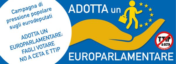 CETA: l'europarlamento boccia ricorso alla Corte di Giustizia Europea