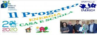 Progetto energia casa e scuola