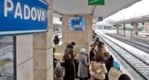 Stazione Padova pendolari