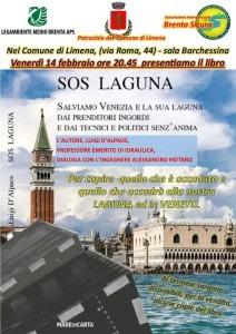 SOS LAGUNA Legambiente medio Brenta