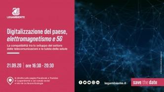 Elettromagnetismo e 5G convegno 21 settembre