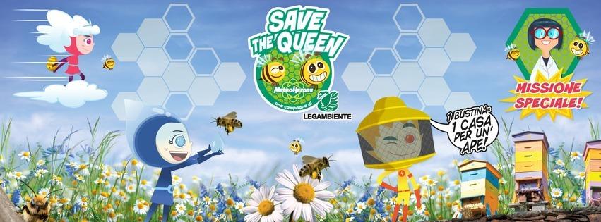 Save the Queen LegambientemedioBrenta
